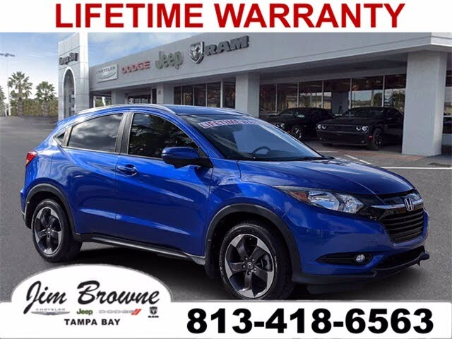2018 Honda HR-V EX-L FWD with Navigation