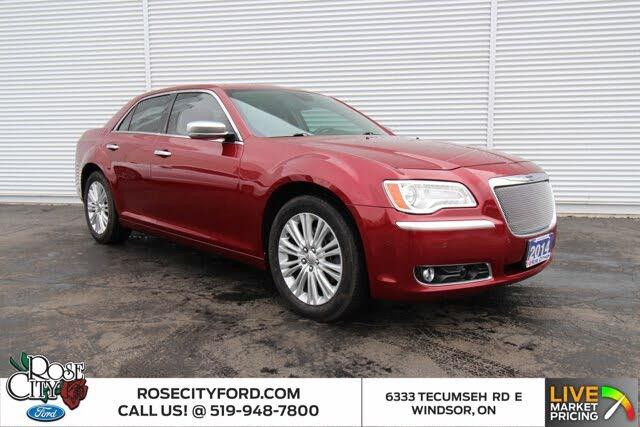 2014 Chrysler 300 C Luxury Series AWD