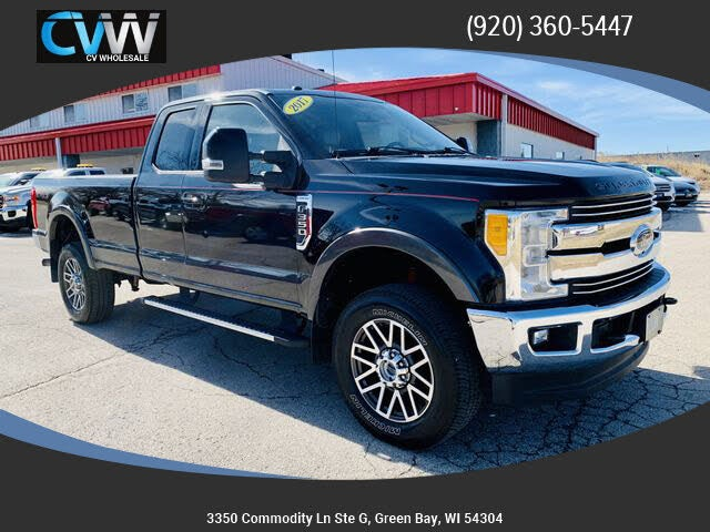 2017 Ford F-350 Super Duty Lariat SuperCab LB 4WD