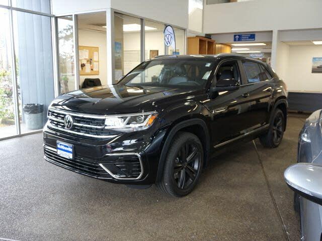 2021 Volkswagen Atlas Cross Sport V6 SE R-Line 4Motion AWD with Technology