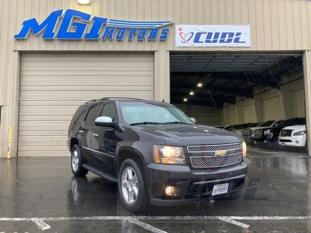 2013 Chevrolet Tahoe LTZ RWD