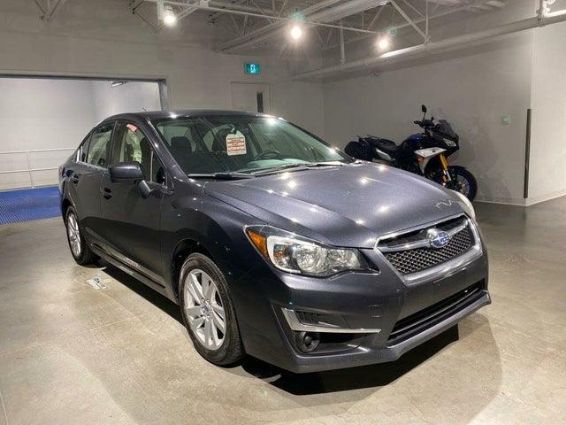 2016 Subaru Impreza 2.0i Touring Sedan AWD