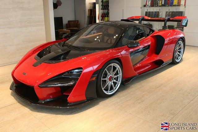 2019 McLaren Senna RWD