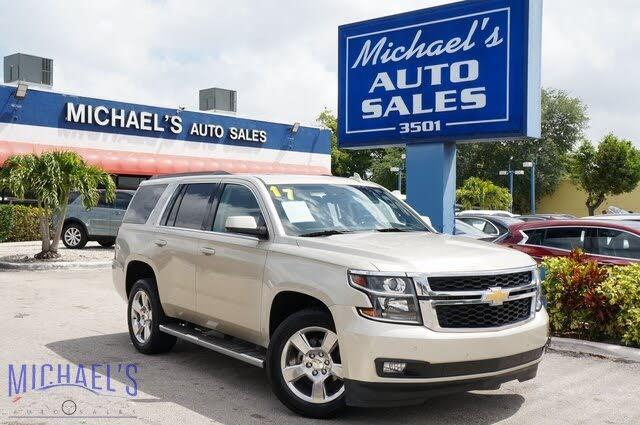 2017 Chevrolet Tahoe LT RWD