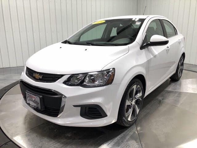 2019 Chevrolet Sonic Premier Sedan FWD
