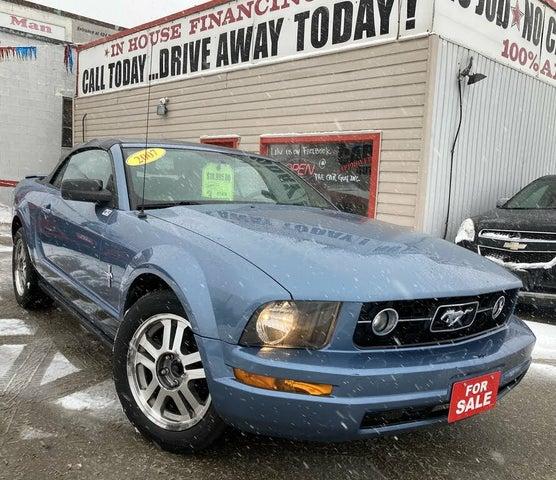 2007 Ford Mustang V6 Convertible RWD