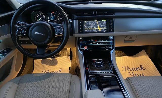 2017 Jaguar XF 35t Prestige AWD