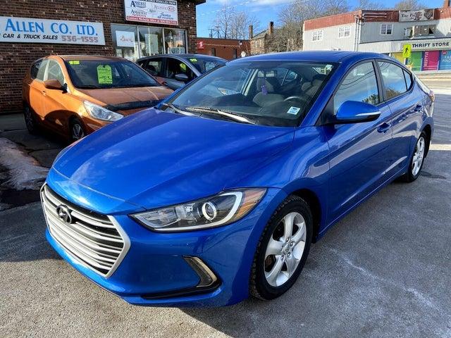 2018 Hyundai Elantra GLS Sedan FWD