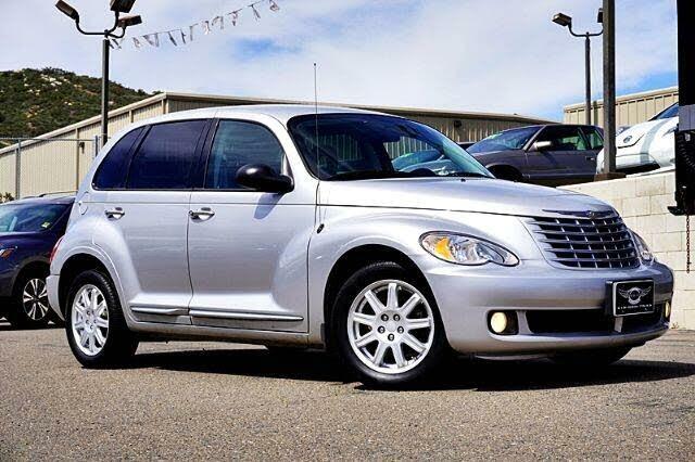 2010 Chrysler PT Cruiser Wagon FWD