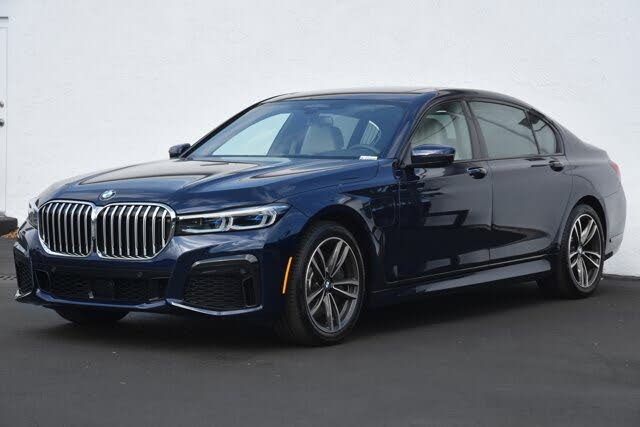 2020 BMW 7 Series 745e xDrive iPerformance AWD