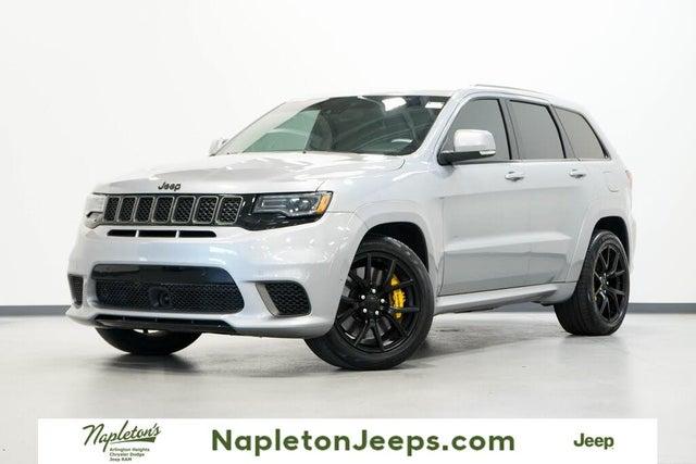 2018 Jeep Grand Cherokee Trackhawk 4WD