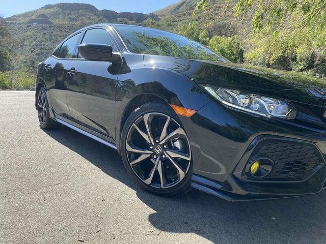 2019 Honda Civic Hatchback Sport FWD