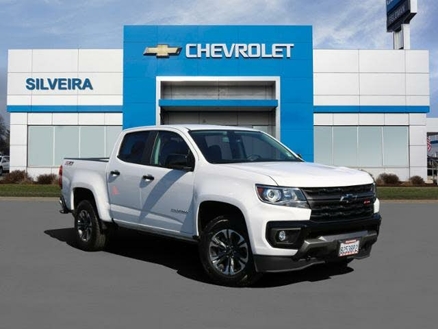 2021 Chevrolet Colorado Z71 Crew Cab 4WD
