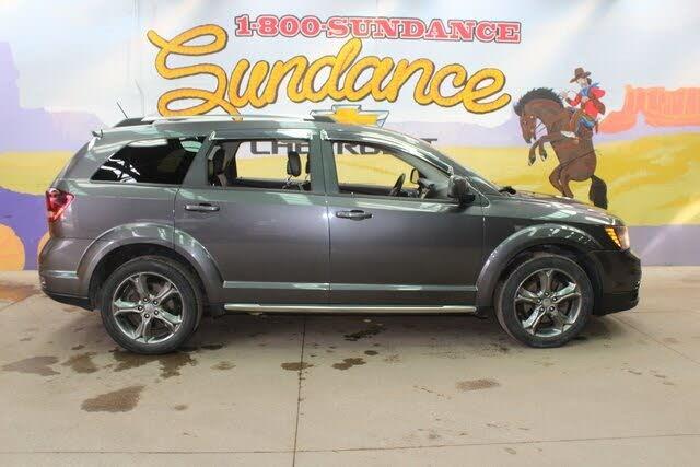 2014 Dodge Journey Crossroad FWD