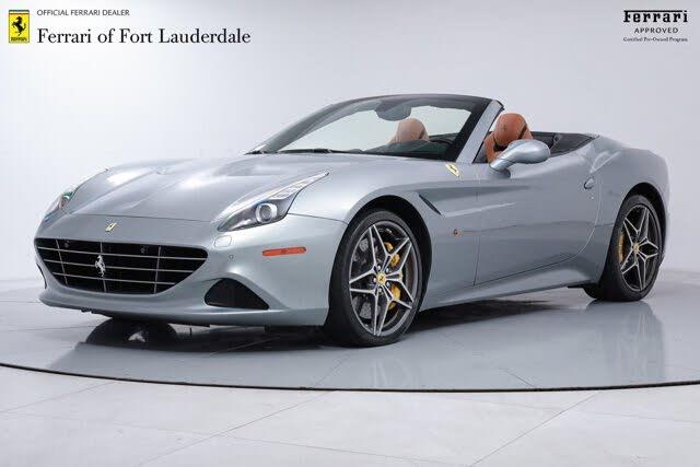 Used Ferrari California T For Sale In Naples Fl Cargurus