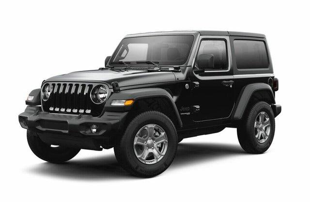 2021 Jeep Wrangler Sport S 4WD