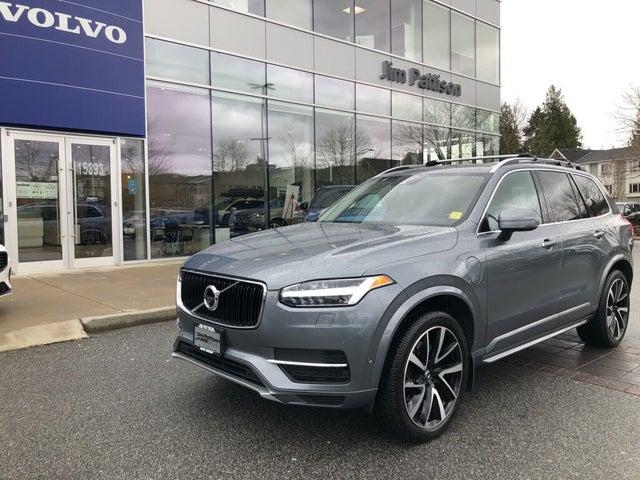 2018 Volvo XC90 Hybrid Plug-in T8 Momentum eAWD