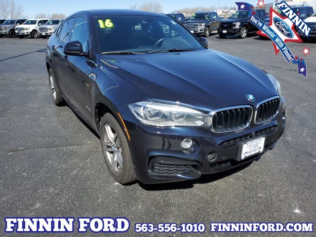 2016 BMW X6 xDrive35i AWD