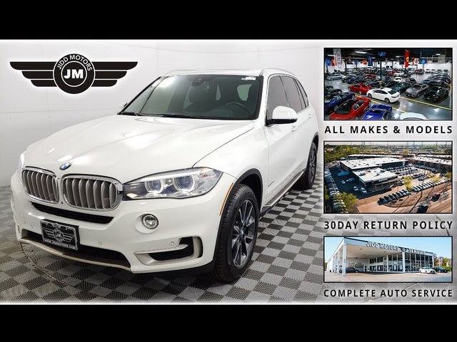 Used Bmw X5 For Sale In Schaumburg Il Cargurus