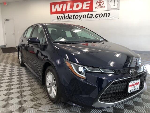 2021 Toyota Corolla XLE FWD