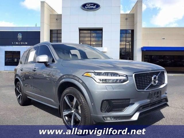 2019 Volvo XC90 T6 R-Design AWD