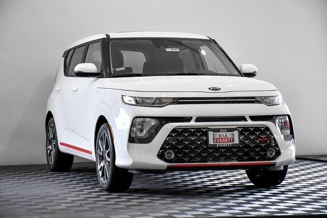 2021 Kia Soul GT-Line FWD