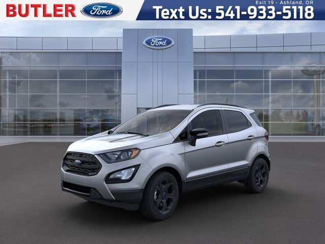 2021 Ford EcoSport SES AWD