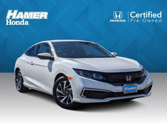 2020 Honda Civic LX Coupe FWD