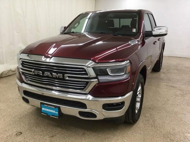 2020 RAM 1500 Laramie Quad Cab 4WD