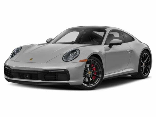 2020 Porsche 911 Carrera Coupe RWD