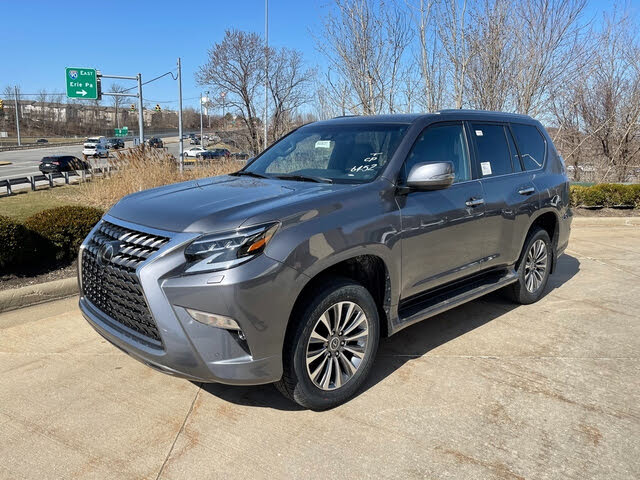2021 Lexus GX 460 Luxury AWD