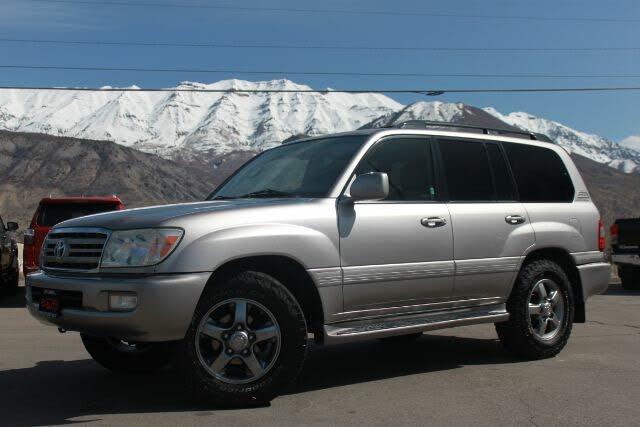 2006 Toyota Land Cruiser 4WD