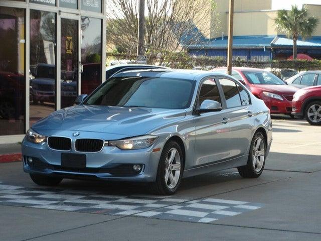 2014 BMW 3 Series 320i Sedan RWD