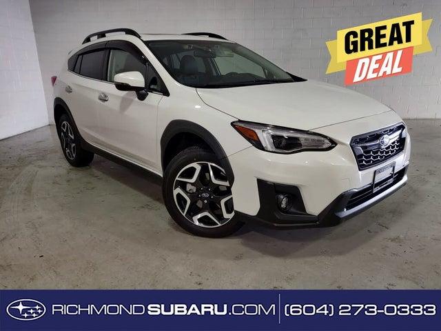 2020 Subaru Crosstrek Limited AWD