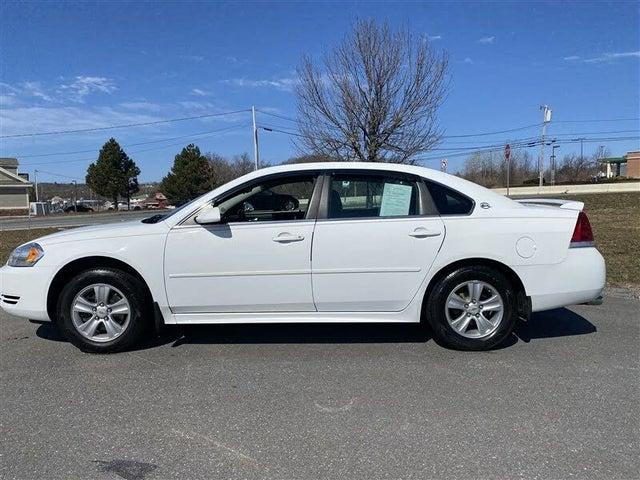 2012 Chevrolet Impala LS Fleet FWD
