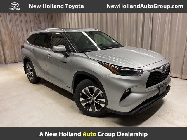 2021 Toyota Highlander Hybrid XLE AWD