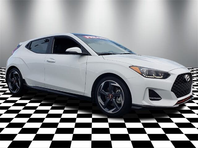 2020 Hyundai Veloster Turbo FWD