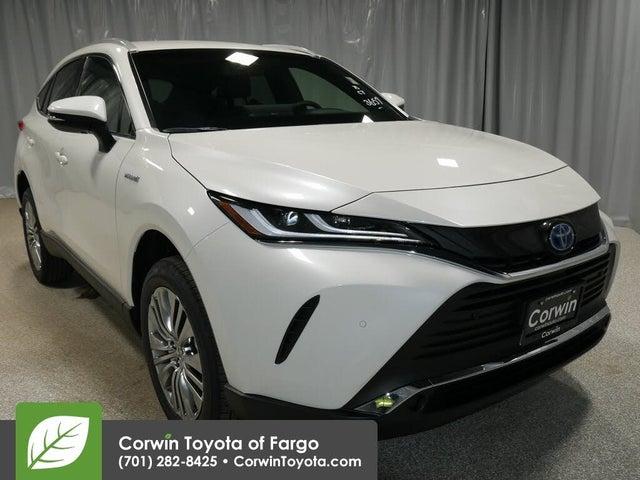 2021 Toyota Venza XLE AWD