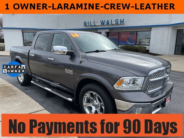 2016 RAM 1500 Laramie Crew Cab RWD