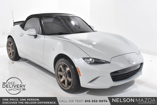 2017 Mazda MX-5 Miata Grand Touring RWD