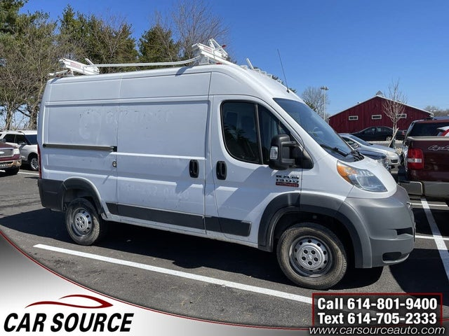 2017 RAM ProMaster 1500 136 High Roof Cargo Van