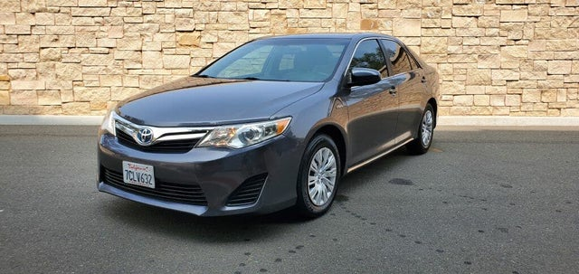 2014 Toyota Camry Hybrid LE FWD