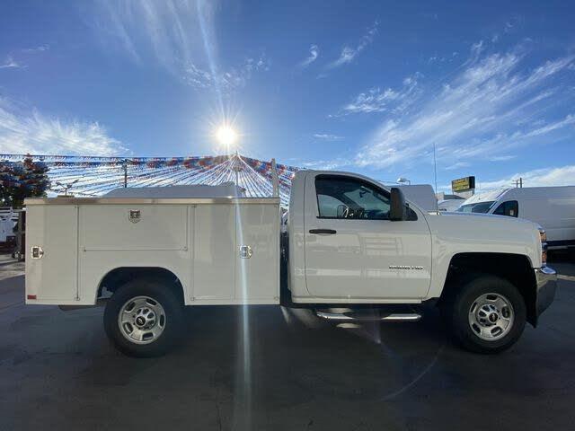 2017 Chevrolet Silverado 2500HD Work Truck LB RWD