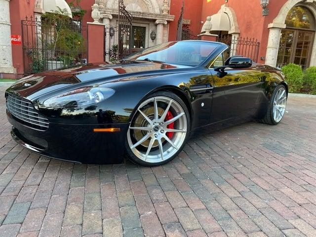 Used 2010 Aston Martin V8 Vantage For Sale With Photos Cargurus