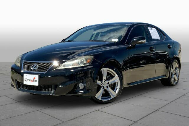 2012 Lexus IS 250 RWD