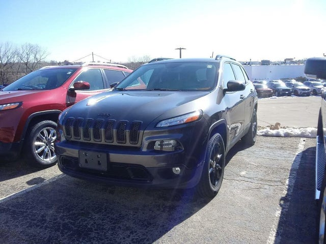 2014 Jeep Cherokee Altitude 4WD