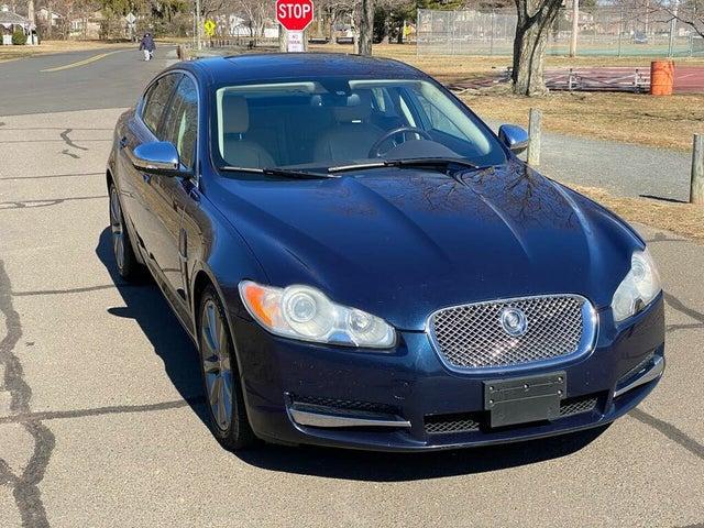 2011 Jaguar XF XF RWD