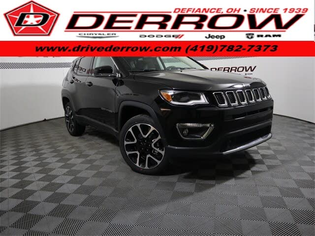 2021 Jeep Compass Limited 4WD