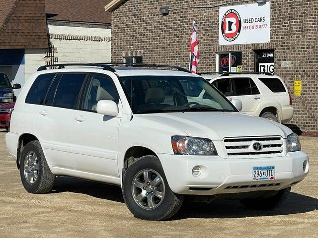 2004 Toyota Highlander Base AWD