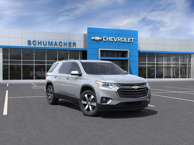 2021 Chevrolet Traverse LT Leather AWD